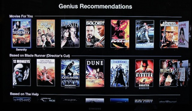 tv apple shows movies movie recommendations genius brings discovery adds gets into engadget mac