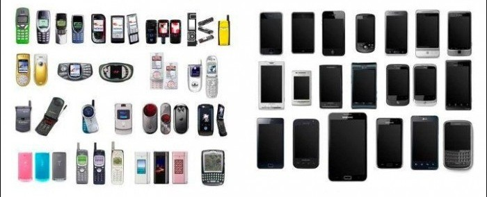 What phones looked like before and after the iphone transformed the industry image cult of mac - What to do with used cell phones five practical solutions ...