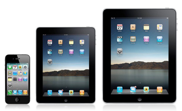 How would a smaller iPad fit into Apple's iOS product lineup?