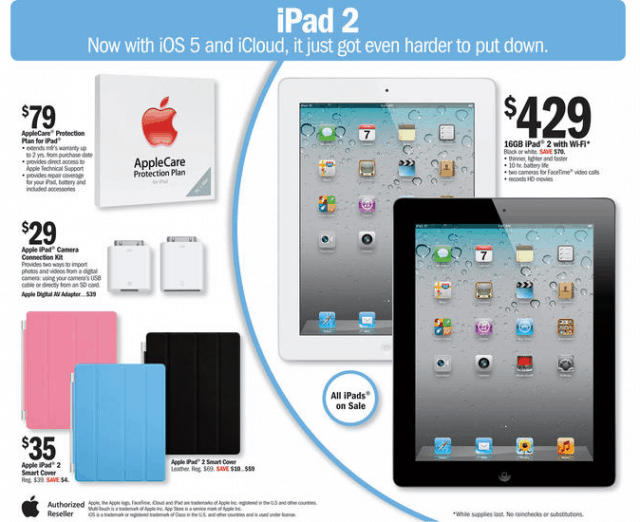iPad-2-meijer-sale