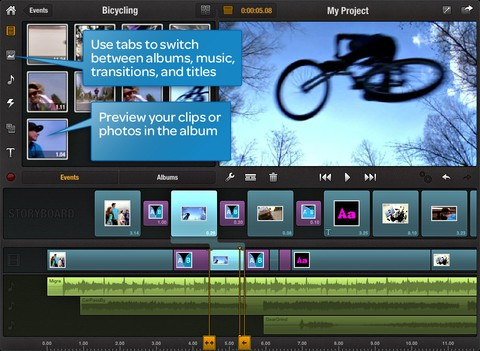 Avid Launches Semi-Professional Video Editing App For The