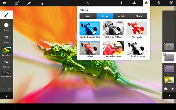 Photoshop pictures app