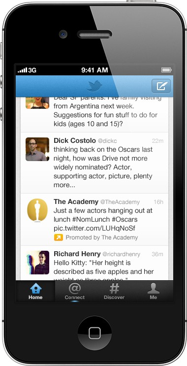 Get Ready For Ads On Twitter For iPhone | Cult of Mac