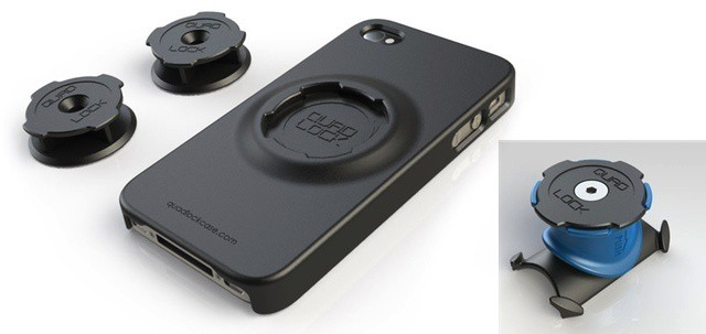 This Quad Lock Case Will Mount Your Iphone On Literally