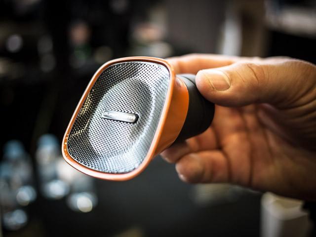 SuperTooth's prototype Mini speaker is cute, cute, cute
