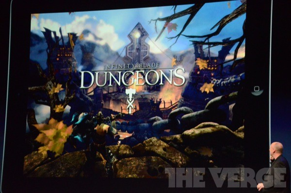 Epic Games Announces Diablo-Like Sequel, Infinity Blade Dungeons
