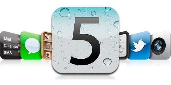 iOS 5 icons