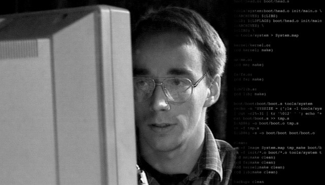 The Father of Linux, Linus Torvalds, could also have been the godfather of OS X