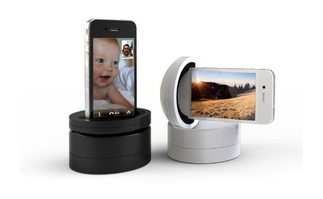 The Galileo isn't your ordinary motorized iPhone camera mount.