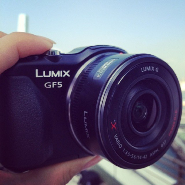 Leaked: The forthcoming Panasonic GF5