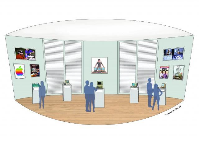 Apple Museum 2