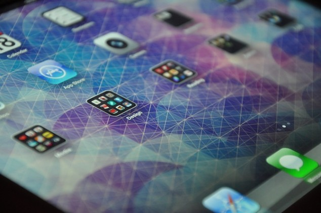 Ipad Retina Wallpaper Art Skull: Download These 6 Gorgeously Geometric Retina Wallpapers