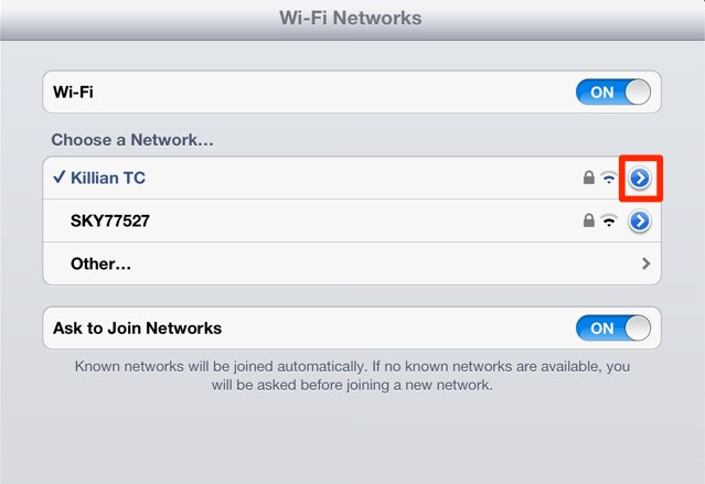 Wi-Fi Issues On Your New iPad? Try This Simple Fix [iOS Tips