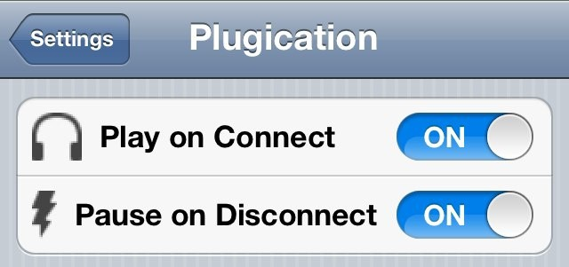 Plugication-iPhone
