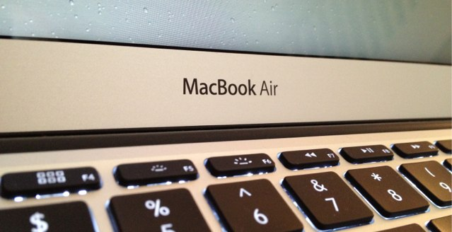 MacBook-Air-logo-close-up