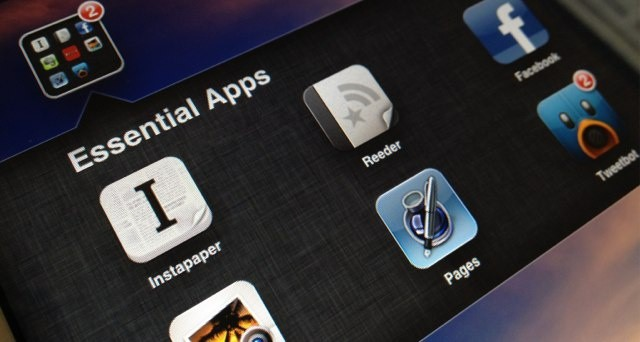 12 apps every iPad owner should be using.