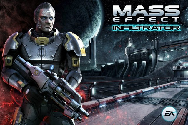 Update Mass Effect Infiltrator now to get a new bonus mission, manual aiming, and more.
