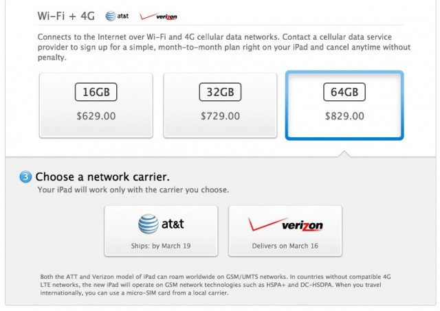 AtT Ipad Lte Delivery Dates Are Starting To Slip PreOrder Yours