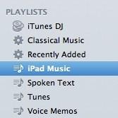 ipad-music-playlist