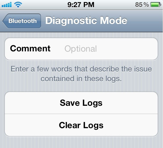 How To Enable Hidden Debug Settings On The iPhone [iOS Tips] | Cult