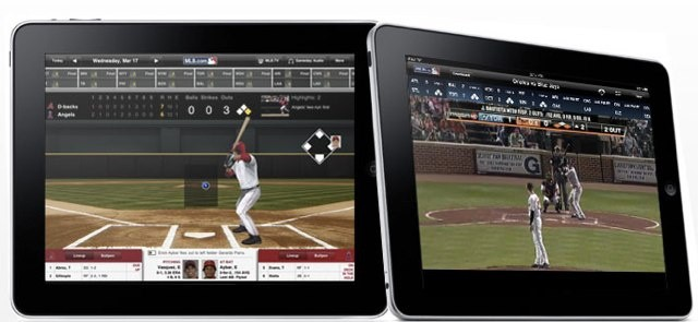 Rob Coughlin of the Cincinnati Reds believes the new iPad's Retina display will allow the team to improve their game.
