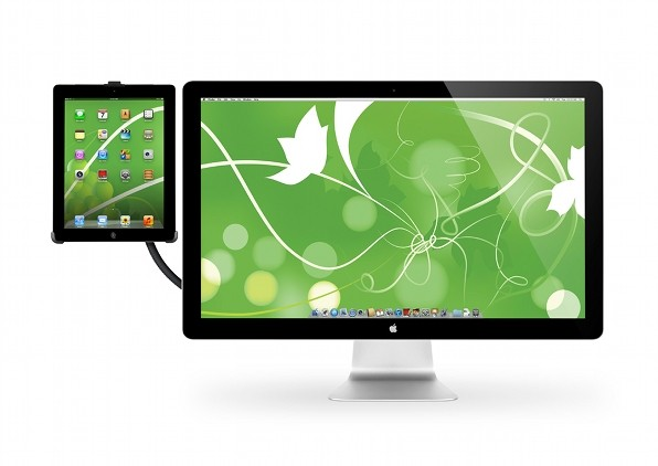 Air Display for iPad will soon give you a small taste of future Retina Display Macs to come.