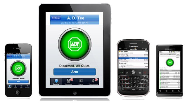 Showing off the ADT Pulse app is just one way the iPad delivers sales benefits for ADT