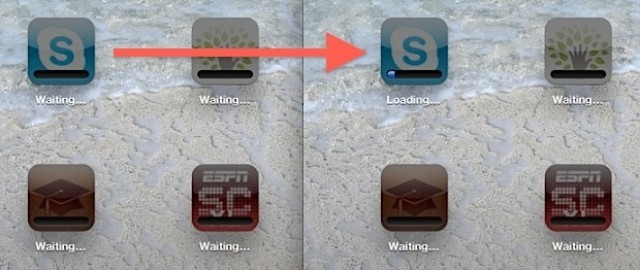 Send your waiting apps to the front of the queue