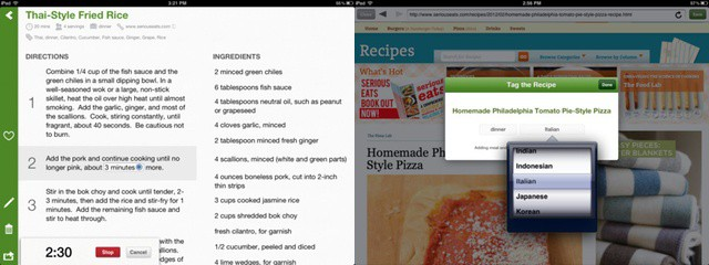 Basil is my new favorite recipe app for the iPad