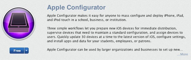 Apple Configurator - Is it right for your school or business?