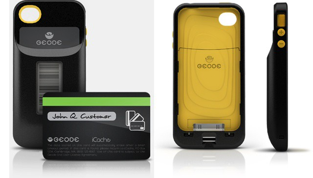 Geode replaces all your credit cards with one iPhone-controlled card