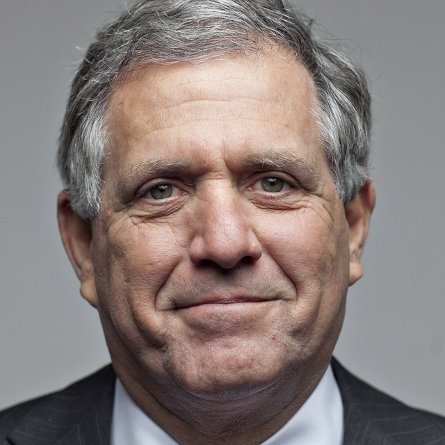 Leslie Moonves, the man who said no to Steve Jobs.