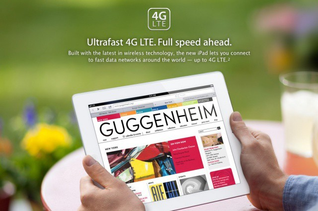 The new iPad promises to deliver 4G connectivity in Australia... but it's not compatible with Australia's 4G networks.