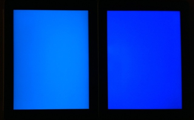 The new iPad has much improved colors, but at the expense of battery life. Photo Jeff Yurek/Dot Color