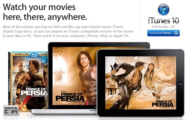 Apple TV Now Streams Movies You Didn't Actually Buy From iTunes