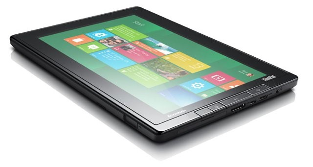 Windows 8 will ensure it won't be long before the new iPad has its Retina display rivals.