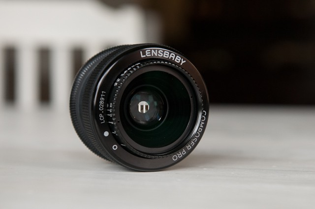 Lensbaby compro 35