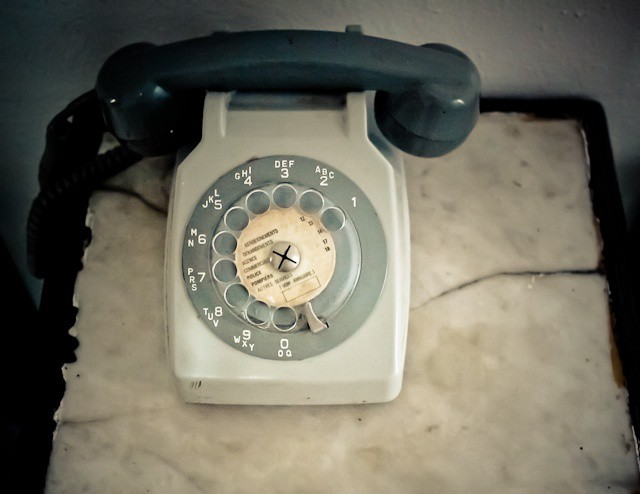 Could the iPad make the iPhone as pointless as this old rotary-dial telephone?