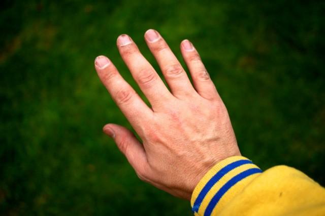 Original hand
