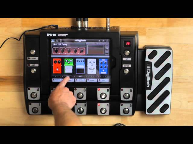 amazing guitar pedal board puts your ipad on stage cult of mac. Black Bedroom Furniture Sets. Home Design Ideas