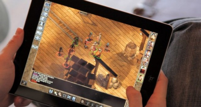 One of the best D&D games ever is heading to iPad.