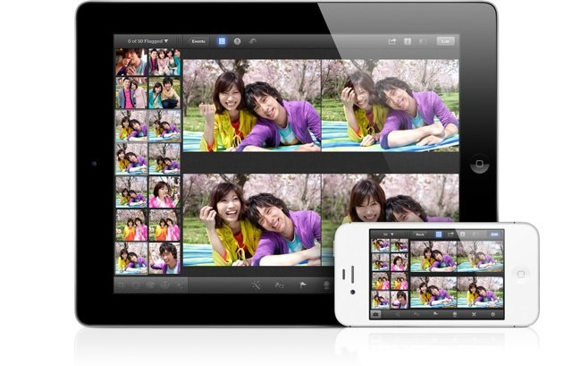 iPhoto-iPad-iPhone