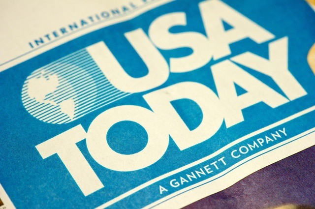 Reporters at USA Today and other Gannett outlets begin receiving iPhones for mobile reporting