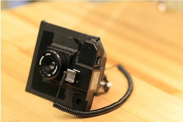 Mike Martens put a $25,000 pro back onto a $25 camera