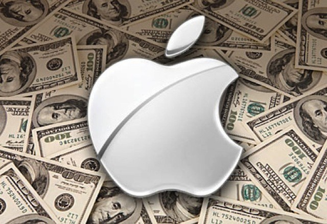 Apple's taxes due and tax rate for 2011 don't match reported numbers