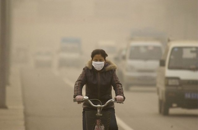 Pollution is a big issue in China, but Apple is doing its bit to help.