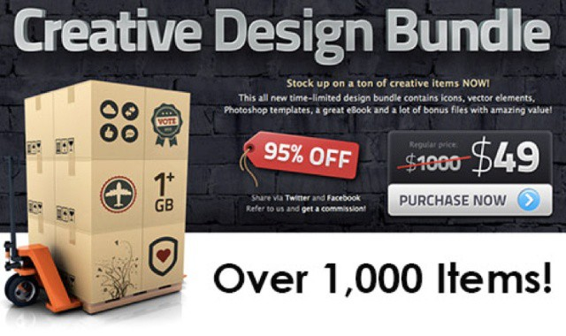 CoM - Creative Design Bundle
