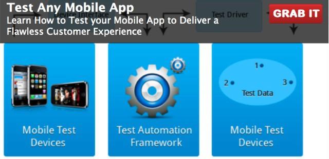 CoM - Mobile App Testing Course