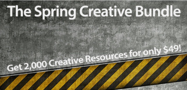 CoM - Spring Creative Bundle