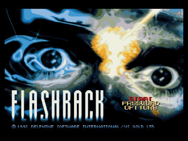 Just like the old Amiga game of the same name, the Flashback trojan isn't much fun